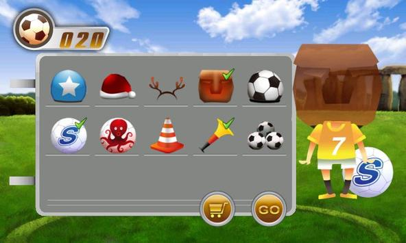 Header London (Soccer) apk screenshot