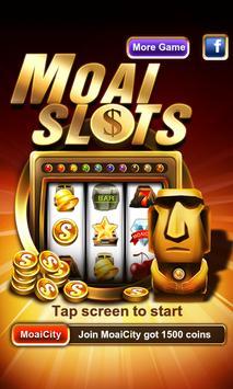 Moai Slots poster