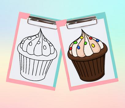 Learn how to Draw Cakes poster
