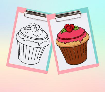 Learn how to Draw Cakes screenshot 3