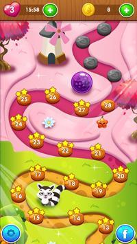 Bubble Shooter  |  Save The Babies screenshot 2
