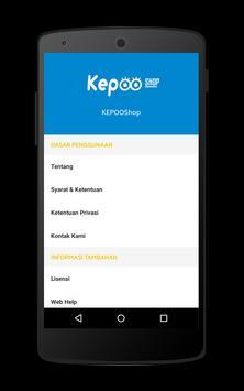 KEPOOShop | Isi Pulsa Online screenshot 2