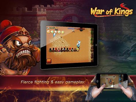 War of Kings apk screenshot