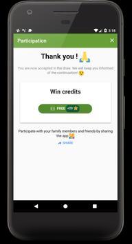 Gagner de l'argent- money Finder capture d'écran 7