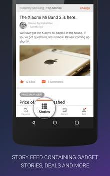 Mobile Price Comparison App poster