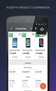 Mobile Price Comparison App apk screenshot