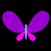 خلفيات فراشات icon