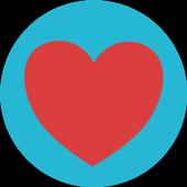 خلفيات حب icon