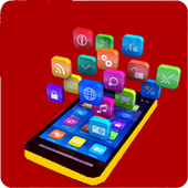 Super Mobile Hot Apps Market icon