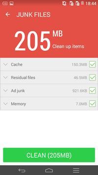Mr.Clean apk screenshot