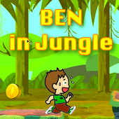 Fast Ben 10 Level Jungle Run icon