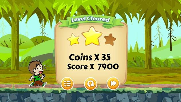 Fast Ben 10 Level Jungle Run apk screenshot