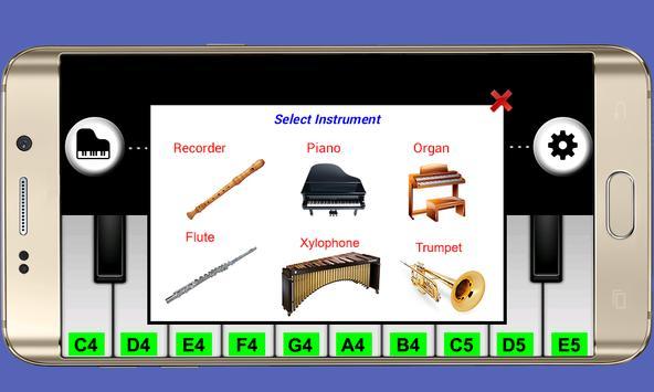 4 Schermata Insegnante di pianoforte reale