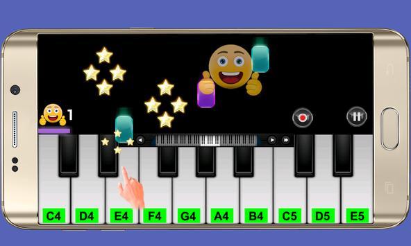 Poster Insegnante di pianoforte reale