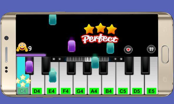 1 Schermata Insegnante di pianoforte reale