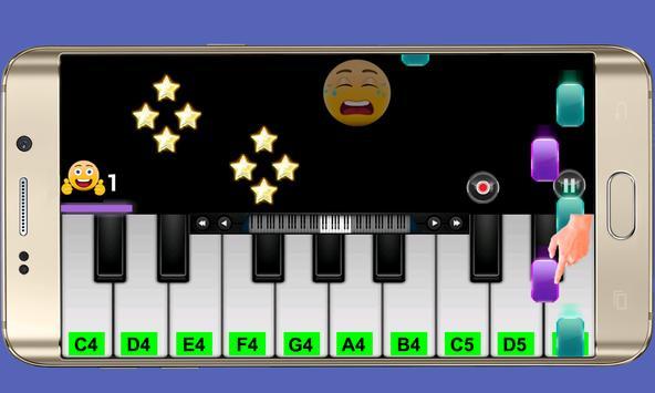 3 Schermata Insegnante di pianoforte reale
