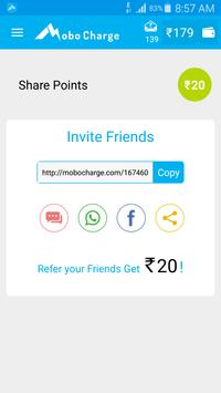 MoboCharge Free Recharge & SMS apk screenshot
