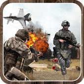 Latest commando fighting icon