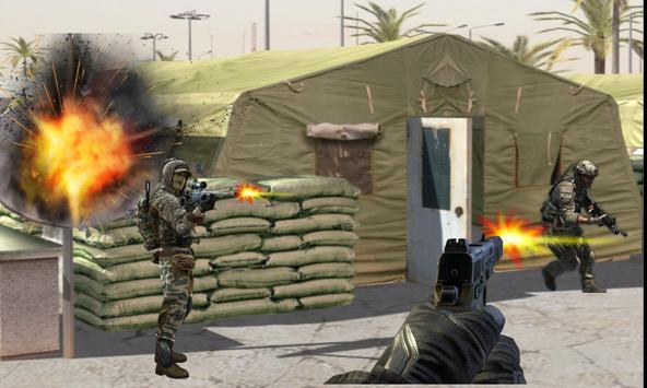 Latest commando fighting apk screenshot