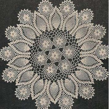 Beginning Crochet Doilies apk screenshot