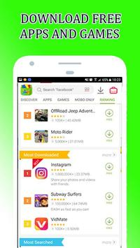 Guide MOBoGenie Apps and Games Store Market screenshot 1
