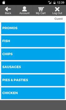Daniels Fish and Chips apk screenshot