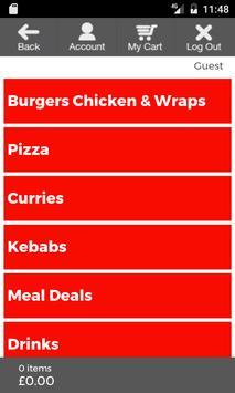 Rehmans Pizza apk screenshot