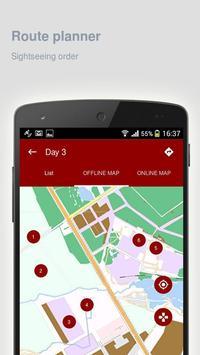 Kaunas: Offline travel guide apk screenshot