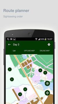 Debrecen: Offline travel guide apk screenshot