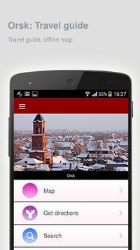 Orsk: Offline travel guide screenshot 3