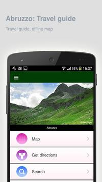 Abruzzo: Offline travel guide apk screenshot