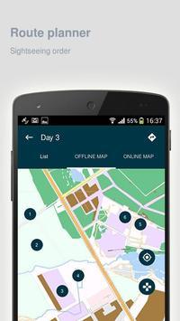 Campania: Offline travel guide apk screenshot