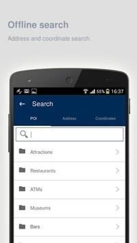 Corsica: Offline travel guide apk screenshot