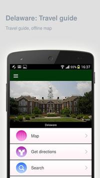 Delaware: Offline travel guide screenshot 3
