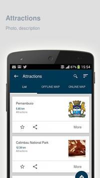 Pernambuco: Travel guide apk screenshot