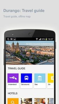 Durango: Offline travel guide apk screenshot