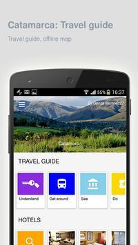 Catamarca: Travel guide poster