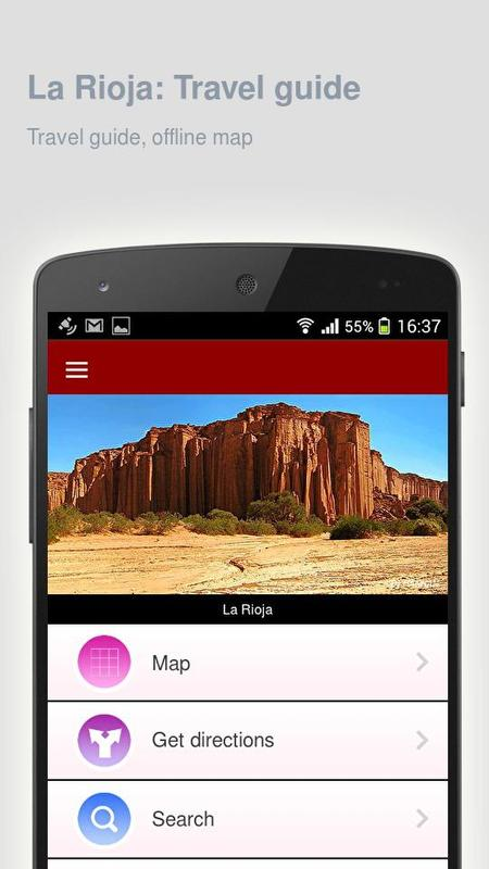 La Rioja: Offline travel guide for Android - APK Download