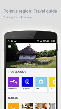 Poltava region: Travel guide apk screenshot