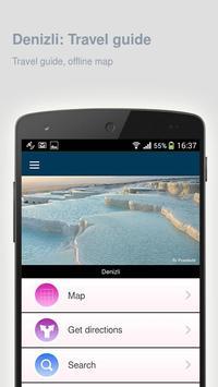 Denizli: Offline travel guide apk screenshot