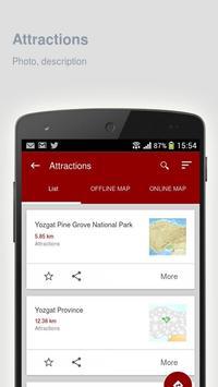 Namibia: Offline travel guide apk screenshot