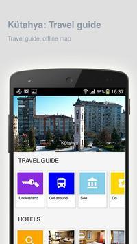 Kütahya: Offline travel guide poster