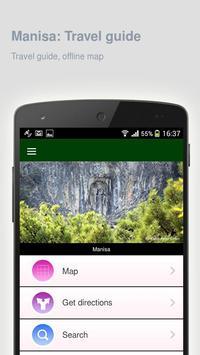 Manisa: Offline travel guide apk screenshot