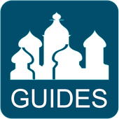 Rize: Offline travel guide icon