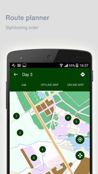 Rize: Offline travel guide apk screenshot
