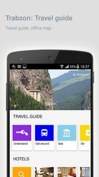 Trabzon: Offline travel guide apk screenshot