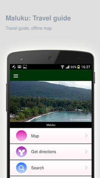 Maluku: Offline travel guide screenshot 6