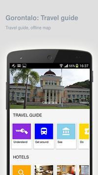Gorontalo: Travel guide poster
