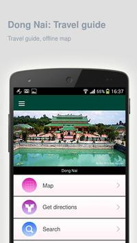 Dong Nai: Offline travel guide poster