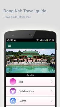 Dong Nai: Offline travel guide apk screenshot